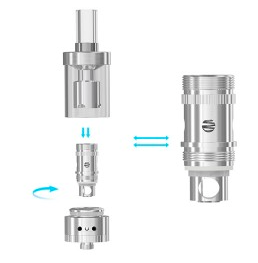 Melo Atomizer Replacement 0.5ohm coil