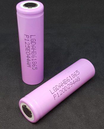 LG HB6 18650 30A 1500mah