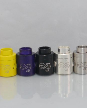EM V2 24mm Endless Clouds RDA
