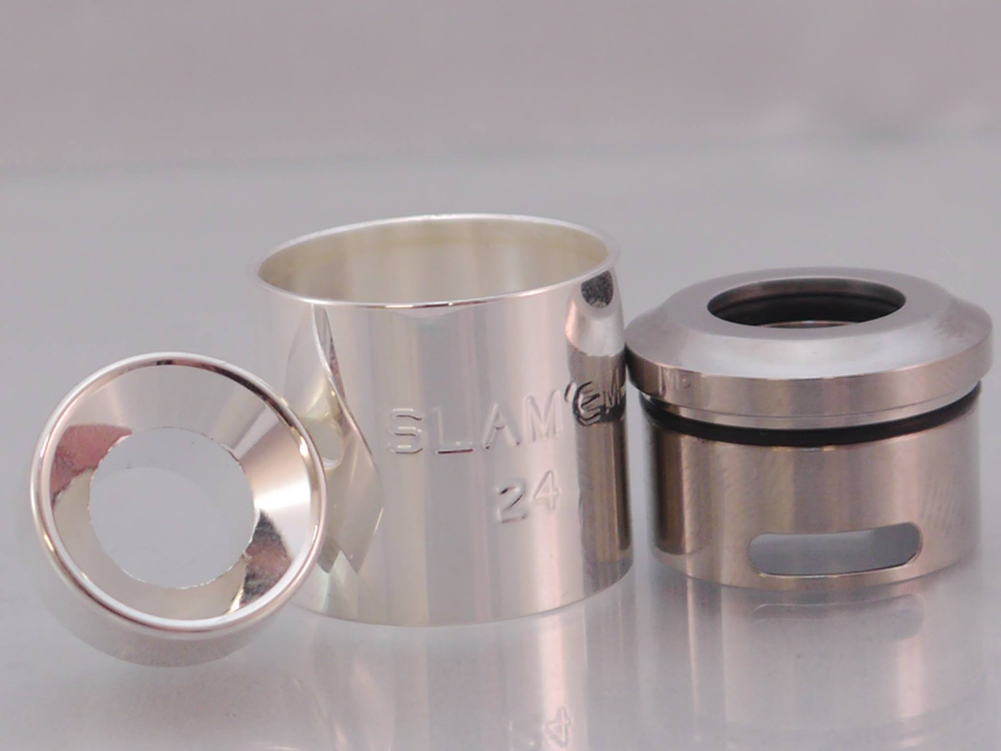 EM Slam'Em 24mm and 25mm Top Cap / RDA