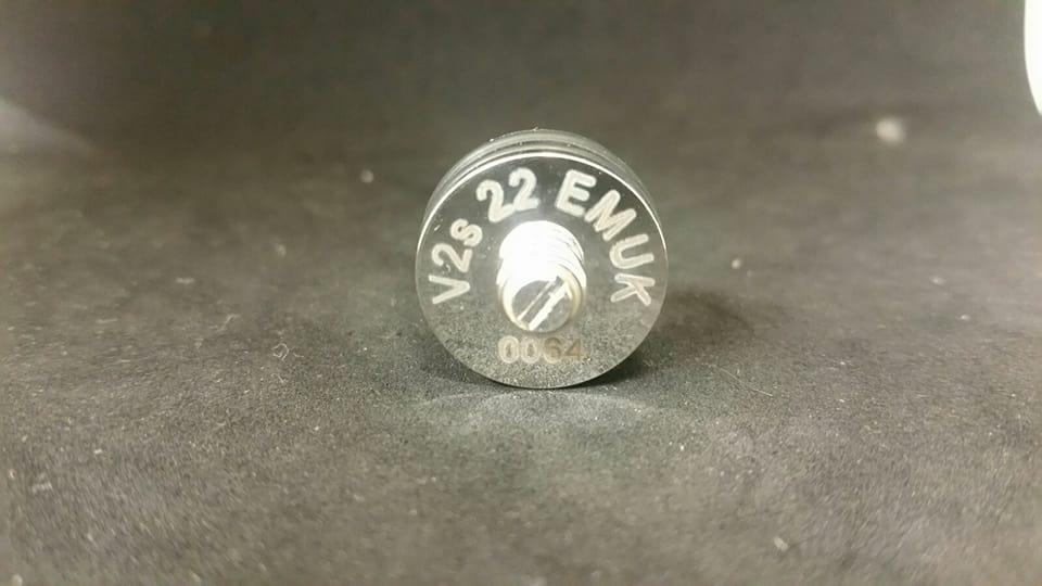 EM V2s 22 Deck Only