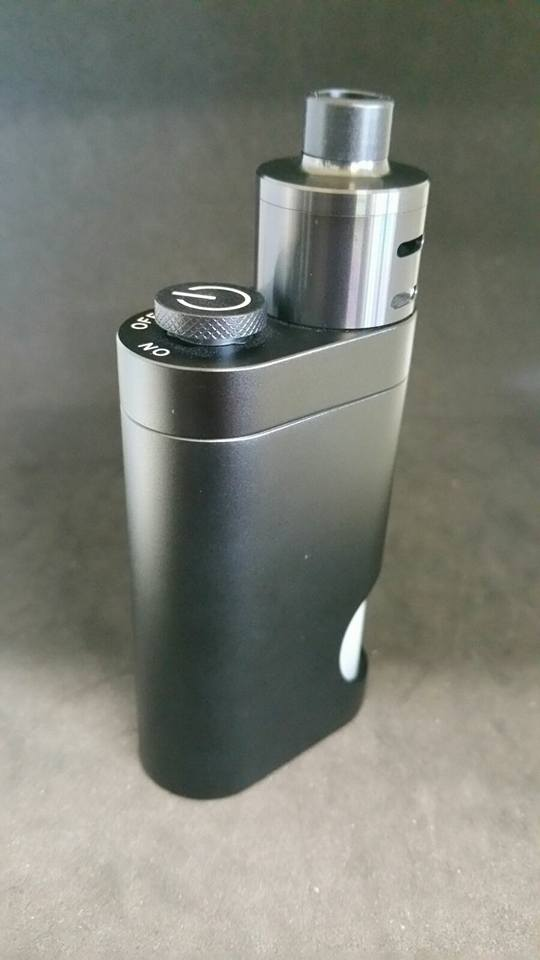 Coppervape Squonk Mod and RDA Set