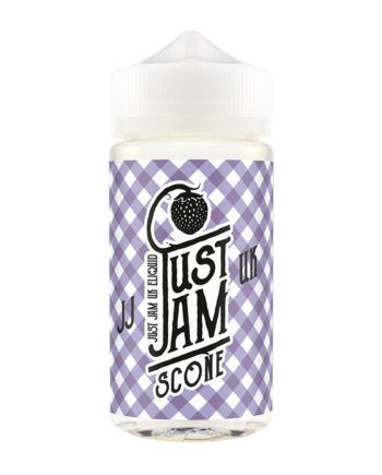 Just Jam Just Jam on Scone 80ml Short Fill