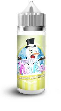 Frosty Banana Milkshake by Dr Frost 100ml 0mg