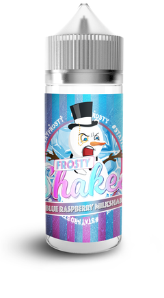 Frosty Blue Raspberry Milkshake by Dr Frost 100ml 0mg