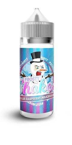 Frosty Blue Raspberry Milkshake by Dr Frost 100ml 0mg