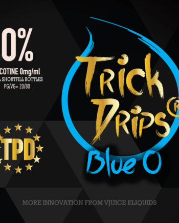 Blue O by Trick Drips