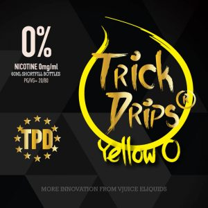 Yellow O by Trick Drips