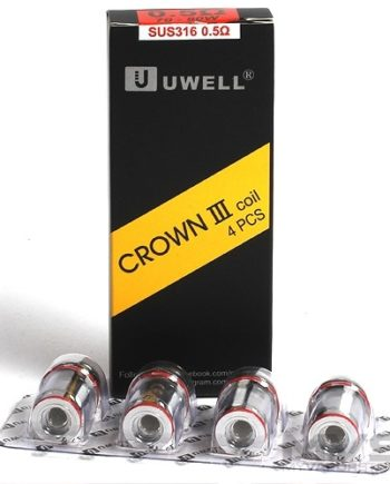 Uwell Crown 3 Replacement Coil Heads