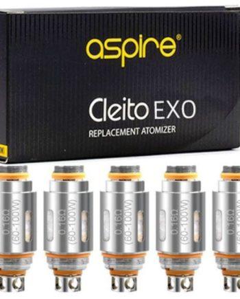 Aspire Cleito EXO Coil Heads