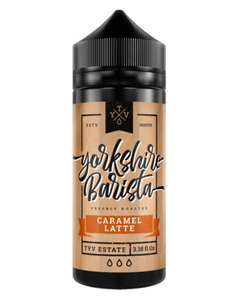 Caramel Latte by Yorkshire Barista 100ml