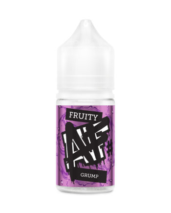 Grump by AF Juice Co. 20ml Short Fill (30ml Bottle)