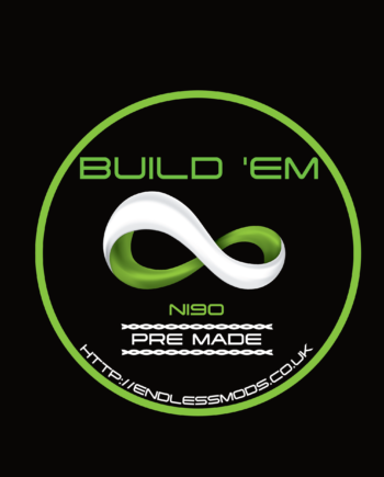 Ni90 Pre Made 10 Foot Spool by Build'EM