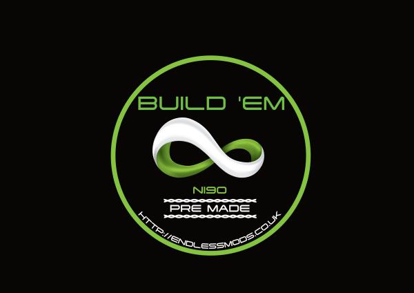 Ni90 Pre Made 10 Foot Spool by Build'EM