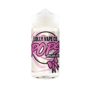 Dream Cream 80ml by Lolly Vape Co. POPS