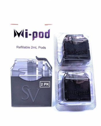Mi Pod Replacement Pods by Smoking Vapor