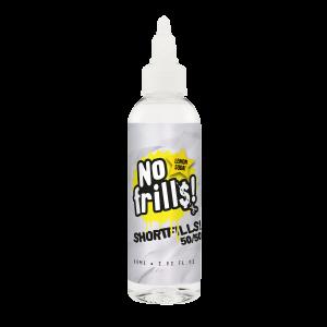 Lemon Soda 80ml - No Frills Shortfills