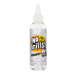 Orange Soda 80ml - No Frills Shortfills